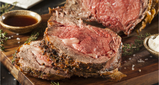 Buy christmas meat online