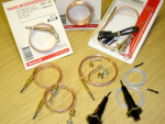 Thermocouples & Piezos