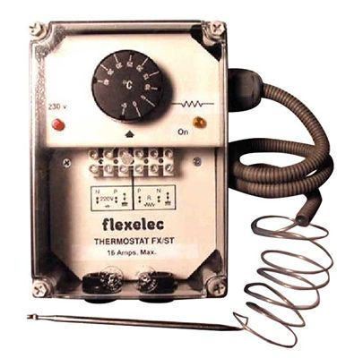 Trace Heating Thermostat