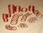 Copper Compression Washers