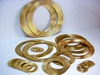 Brass Taylor Rings