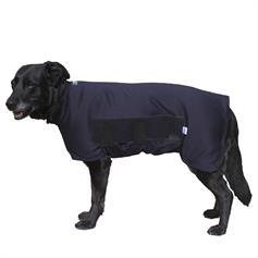Outdoor Dog Rug - Navy