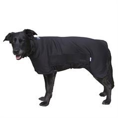 Outdoor Dog Rug - Black
