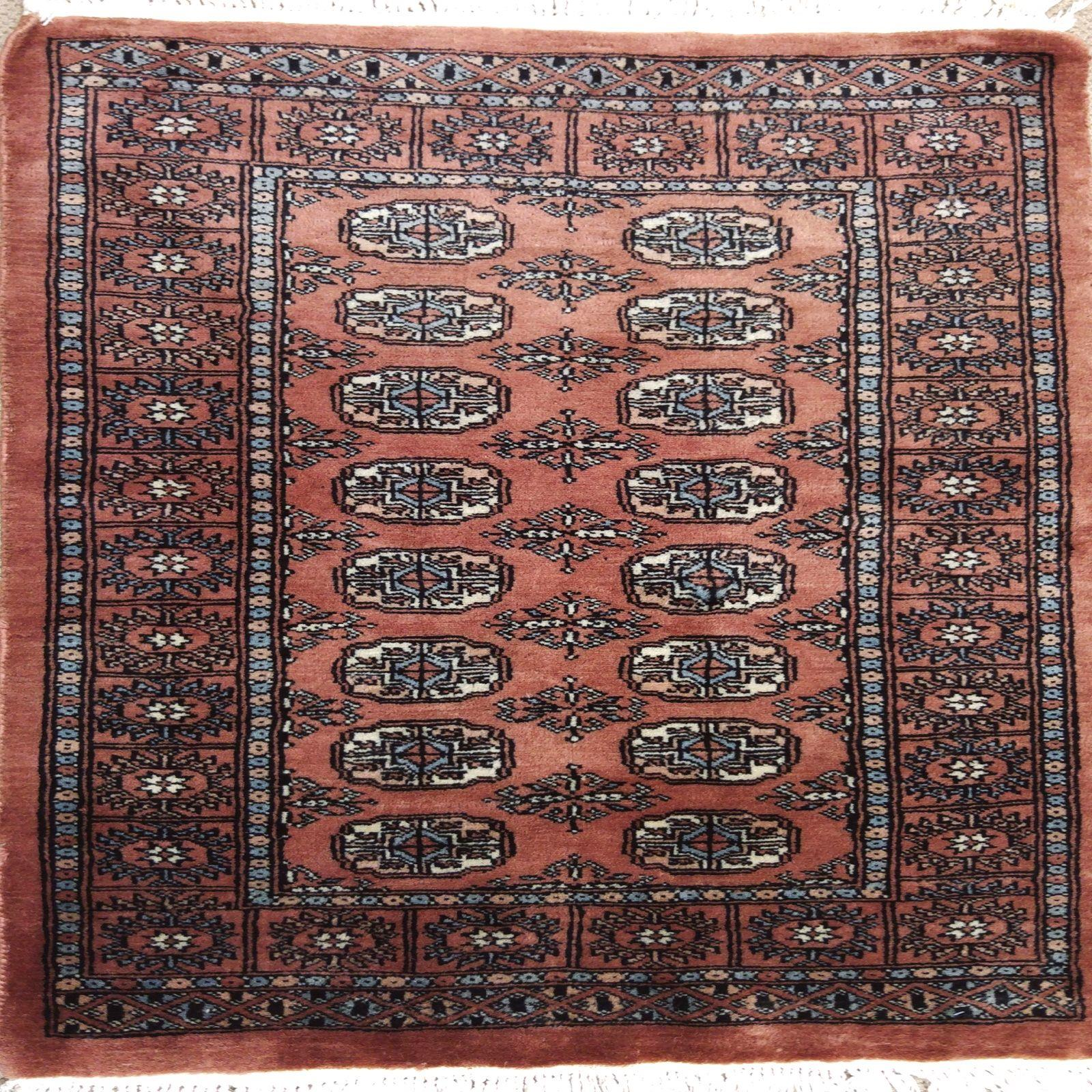 Pakistan Bokhara Rug (122 X 76cm) From Queenstreet Carpets
