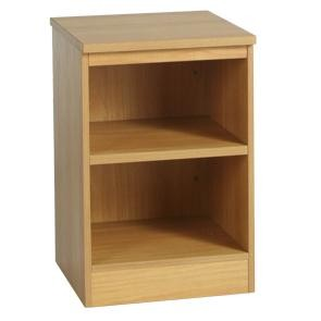 Whites Low Wide Bookcase
