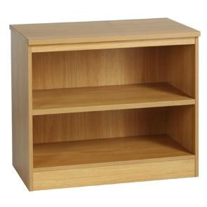 Whites Low Extra Wide Bookcase