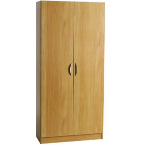 Whites Tall 2 Door Cupboard