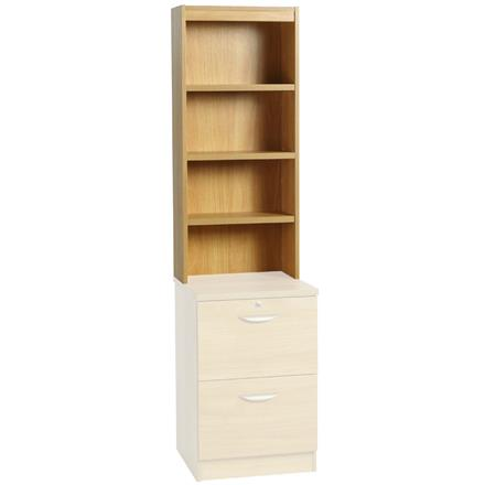 Whites Overshelf (for use with 600mm wide base units)