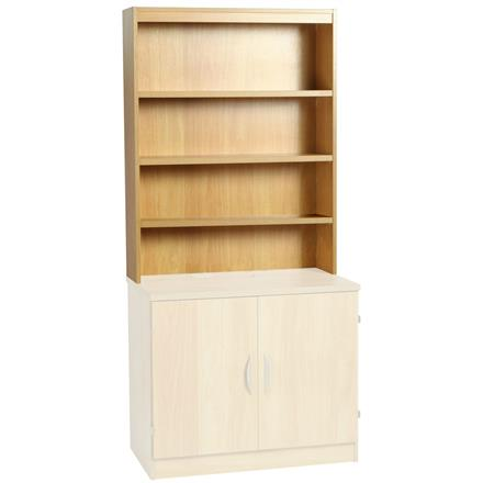 Whites Overshelf (for use with 846mm wide base units)