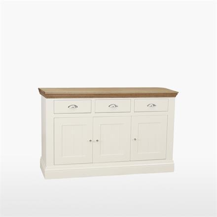 Coelo Medium Sideboard with 3 Drawers / 3 Doors