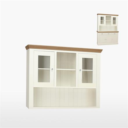 Coelo Medium Half Glazed Display Top