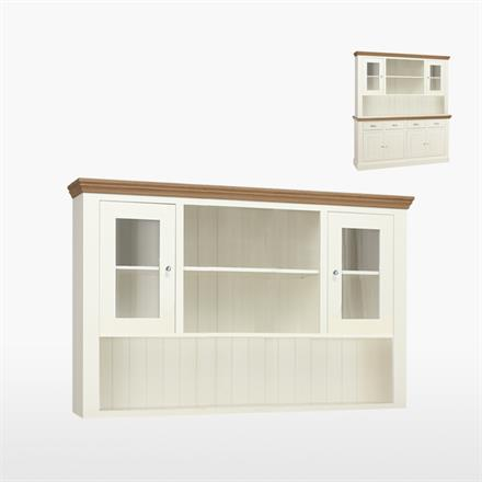Coelo Large Half Glazed Display Top