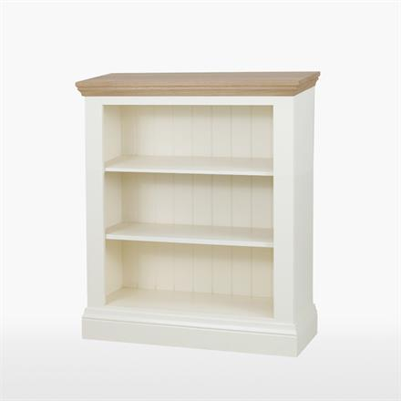 Coelo Medium Wide 2 Shelf Bookcase