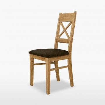 Windsor Small Cross Chair (in fabric)