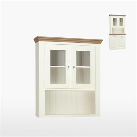 Coelo Small Half Glazed Display Top