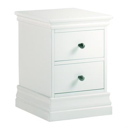 Annecy 2 Drawer Narrow Bedside Chest