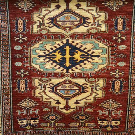 Fine Kazak Rug (167 x 125cm)
