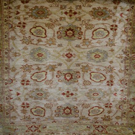 Afghan Ziegler (180 x 120cm)