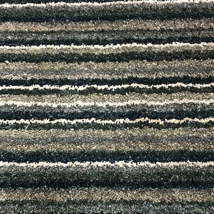 Gooch Super Handloom Rug - Graphite (80x250cm)