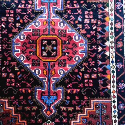 Traditional Hossienbad Rug (160 x 100cm)