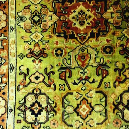 Pashmina Rug (180 x 120cm)