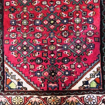 Hamadan Persian Rug (300 x 76cm)