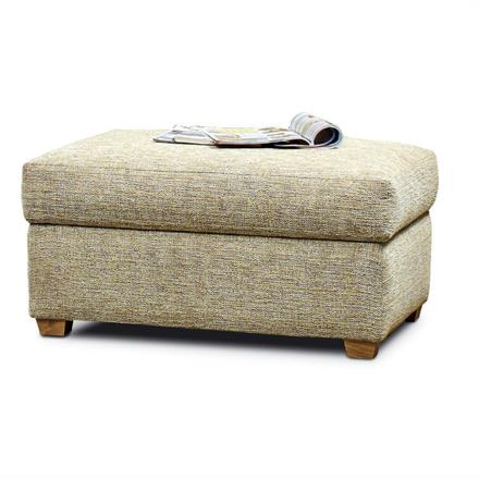 Sherborne Rembrandt Large Foot Stool with Storage