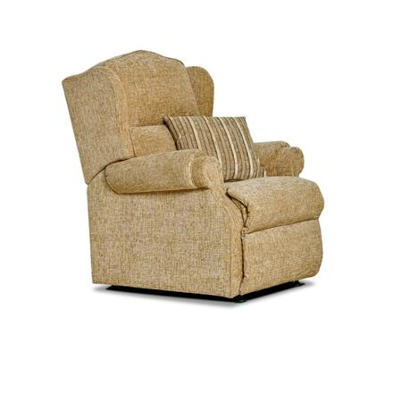 Claremont Fixed Chair (fabric)