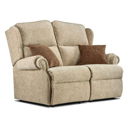 Claremont Fixed 2 Seater Sofa (fabric)