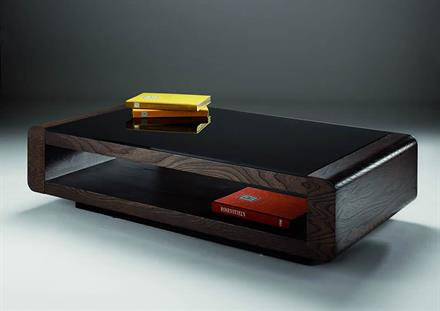 Penthouse Rectangular Coffee Table From Queenstreet