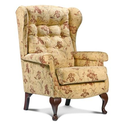 Brompton Low Seat Chair (fabric)