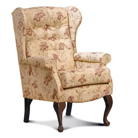 Sherborne Brompton High Seat Chair (fabric)