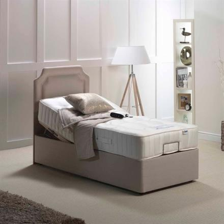 Minerva Brandon 1200 Adjustable Divan Bed