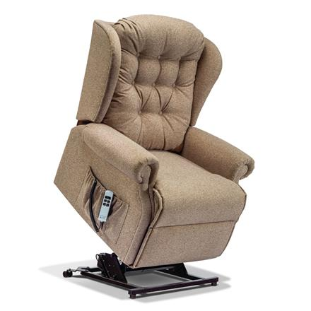 Sherborne Lynton Electric Lift & Rise Care Recliner (fabric)