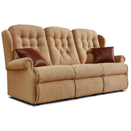 Sherborne Lynton Fixed 3 Seater Sofa (fabric)