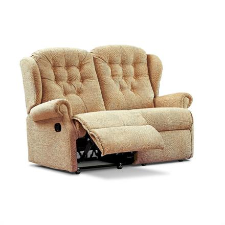 Lynton Reclining 2 Seater Sofa (fabric)