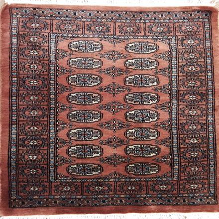 Pakistan Bokhara Rug (122 x 76cm)
