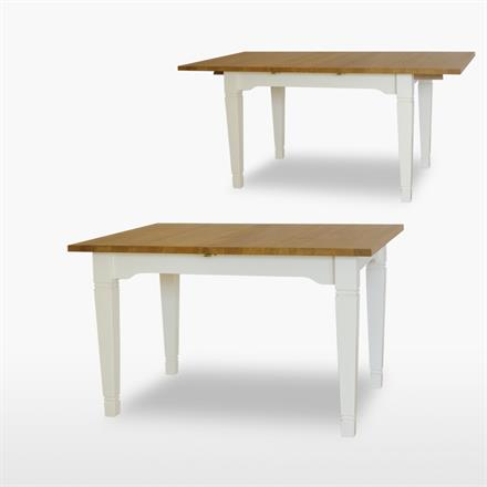 Coelo Medium Extending Verona Dining Table with 1 Extension Leaf