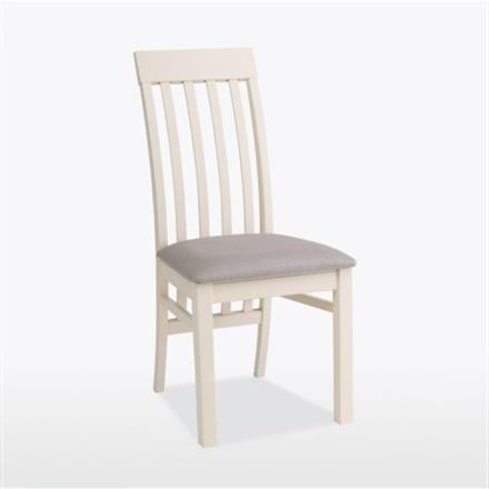 Coelo Savona Slatted Dining Chair in Fabric