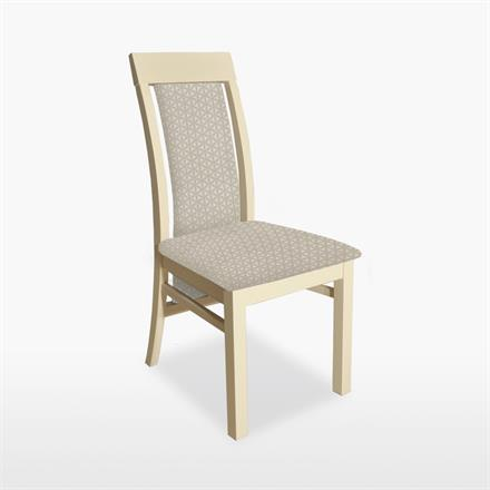 Coelo Lucca Upholstered Dining Chair in Fabric