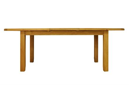 Stafford 200cm Large Butterfly Extending Table