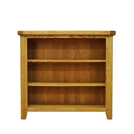 Stafford Small Wide Bookcase