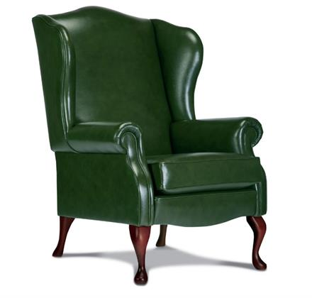 Sherborne Kensington Chair (leather)