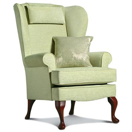 Sherborne Buckingham Chair (fabric)
