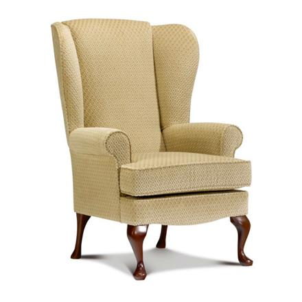 Buckingham High Seat Chair (fabric)