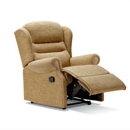 Sherborne Ashford Reclining Chair (fabric)