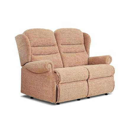 Sherborne Ashford Fixed 2 Seater Sofa (fabric)