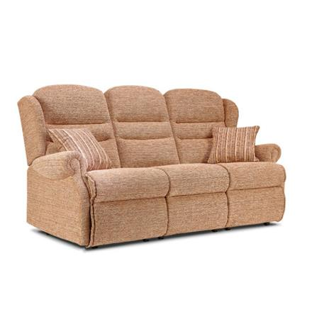 Sherborne Ashford Fixed 3 Seater Sofa (fabric)