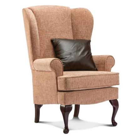 Sherborne Westminster High Seat Chair (fabric)