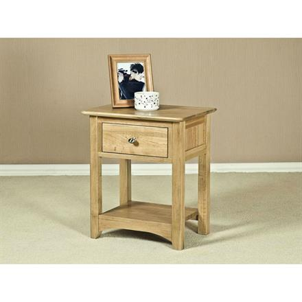 Casa Oak Night Stand